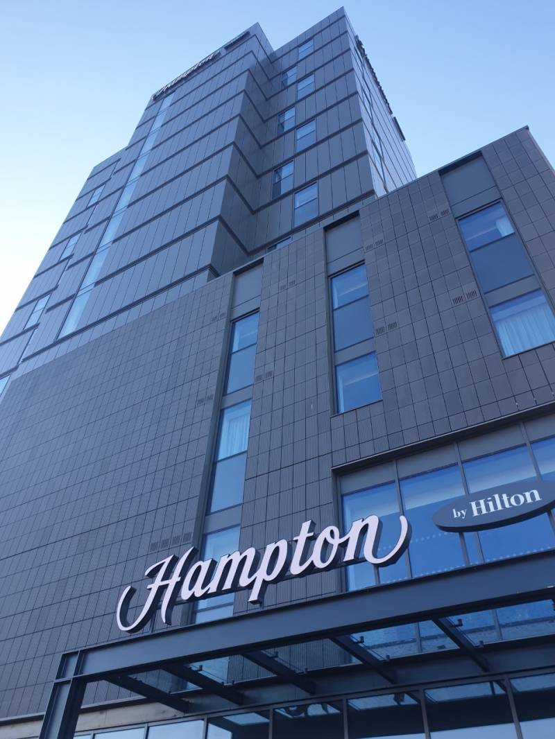 Hampton by Hilton, Bridge Street Leeds