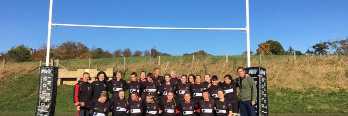 Continued Ladies Rugby Sponsorship